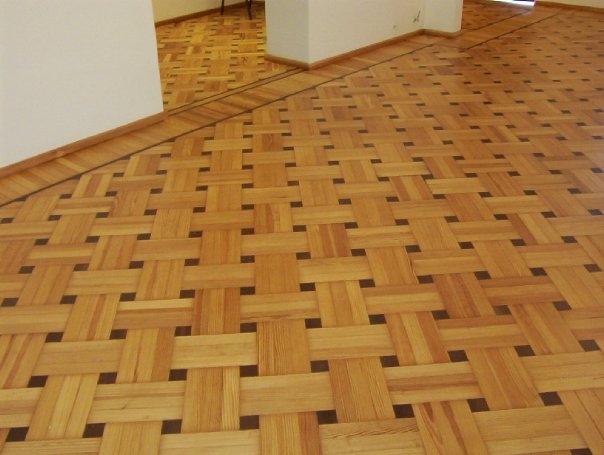 Pisos de madera brendo colocaciones terminaciones y for Modelos de losetas para pisos