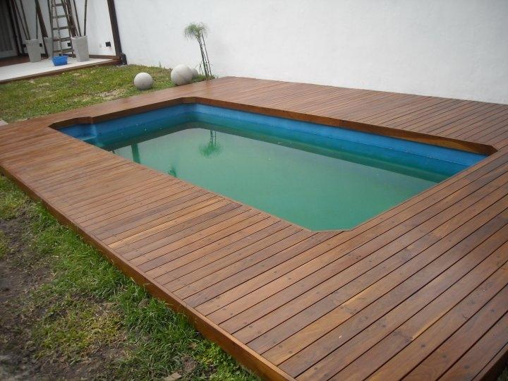 Pisos de madera brendo colocaciones terminaciones y for Pisos de madera para exteriores